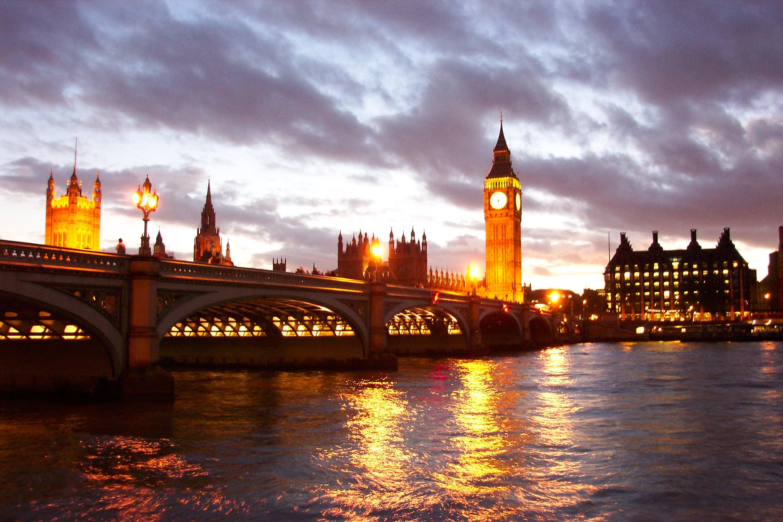 South Bank River Side, River Thames, London, England
