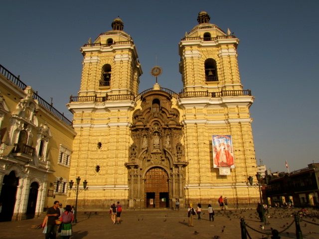 Church of San Francisco, Lima