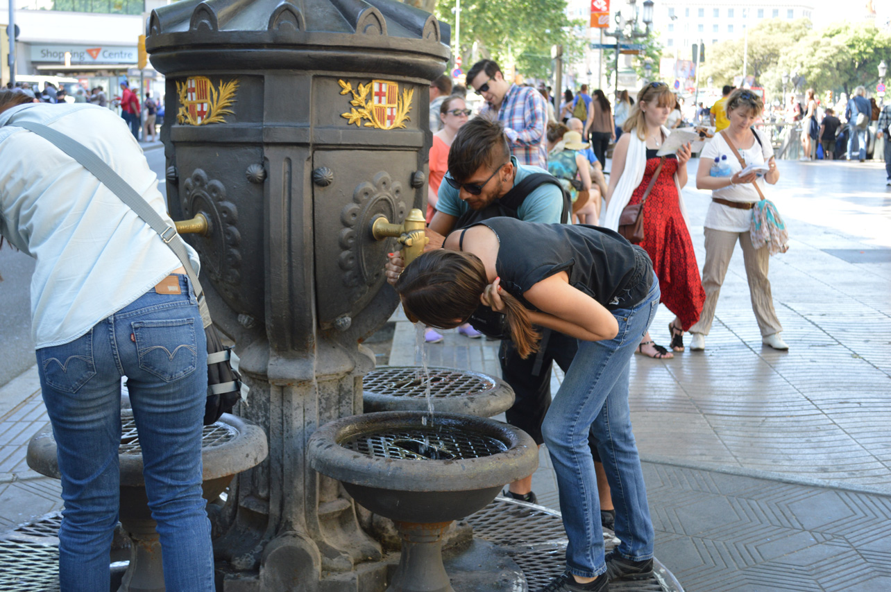 water-fountain-drinking
