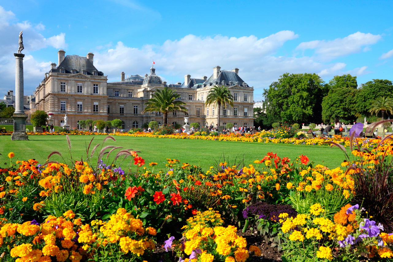 Luxembourg Garden, France